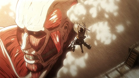 Attack on Titan Attacks!